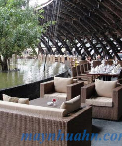 sofa may nhua E 114